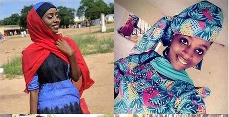 Hussaina Baffa Bello killed in accident