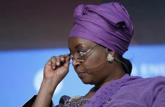Minister of Petroleum, Diezani Alison Maudeke