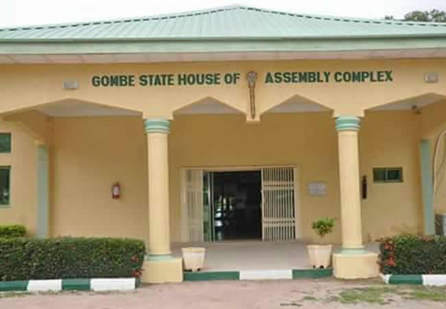 Gombe state House of Assembly