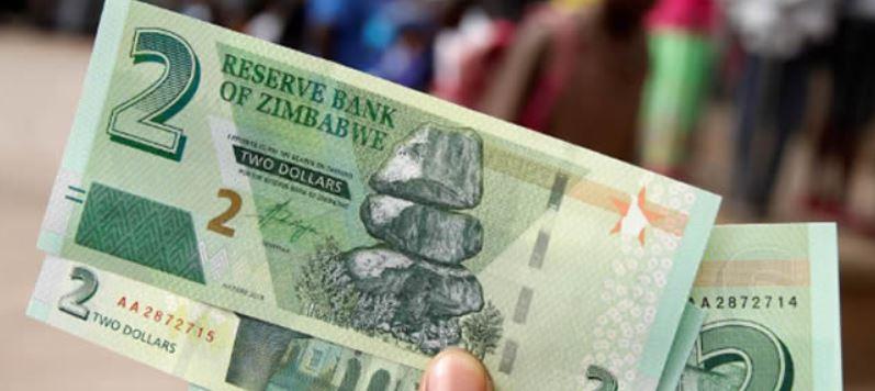 Zimbabwe, cash