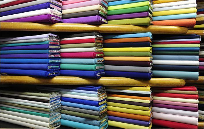 File photo: Textile