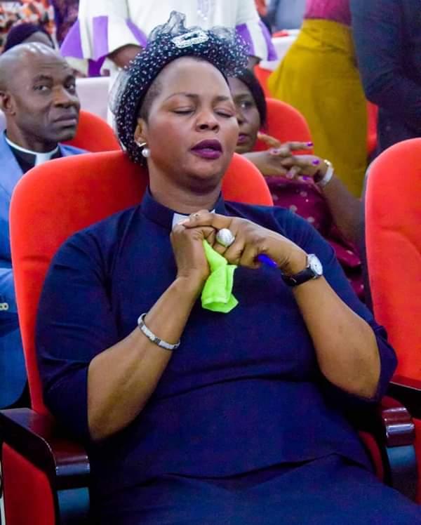 Senator Binta Masi Garba (BMG) ordained as pastor