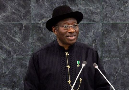 Ex-President, Dr Goodluck Jonathan