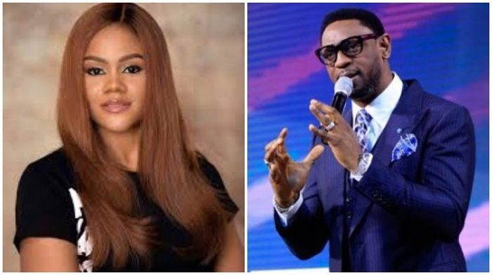 Busola Dakolo and Pastor Fatoyinbo