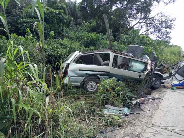 Lagos-Ibadan crash