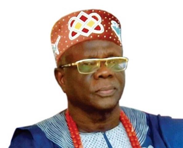 Oniba of Iba, Oba Yushau Goriola Oseni