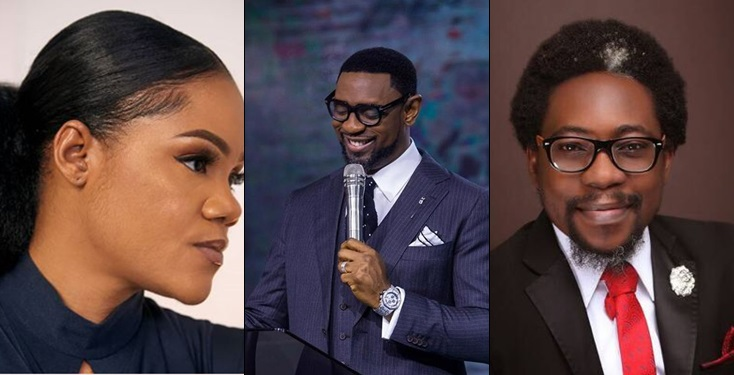 Busola Dakolo, Pastor Biodun Fatoyinbo and Segalinks