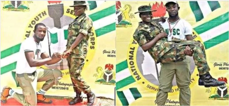 NYSC, soldier