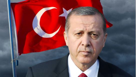 President of Turkey, Recep Erdogan,