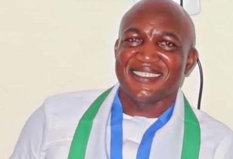 APC governorship candidate in Bayelsa State, David Lyon
