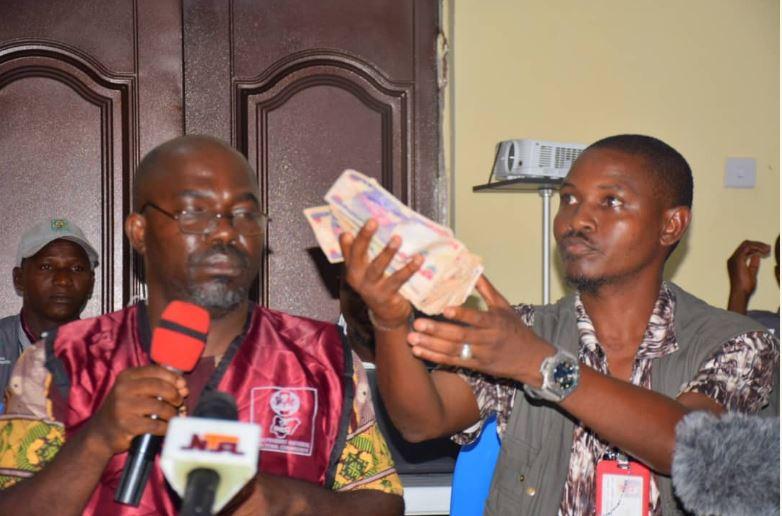 INEC bribe, Kogi