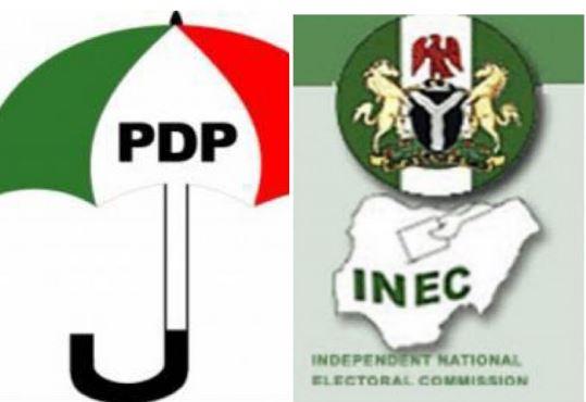 PDP, INEC