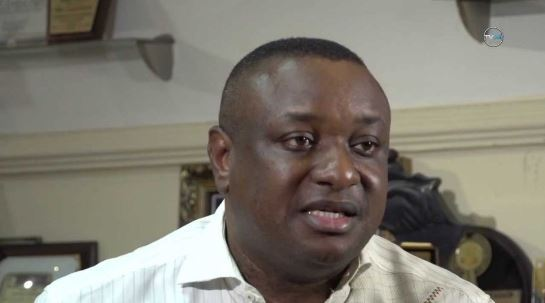Minister of State for Labour, Festus Keyamo