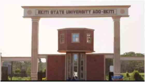 Ekiti university staff