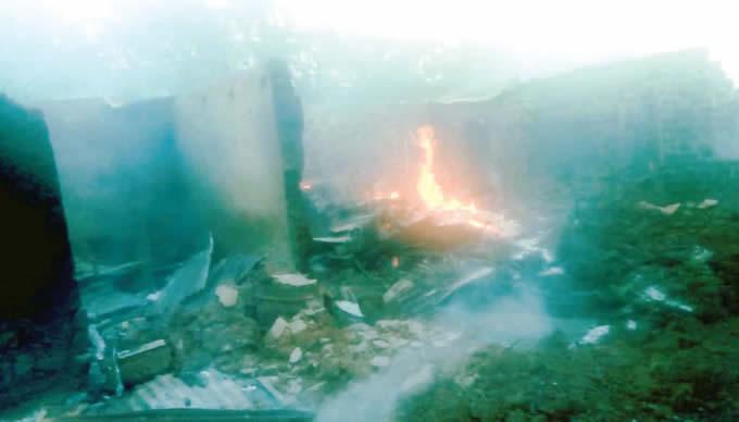 Osun Petrol tanker explosion