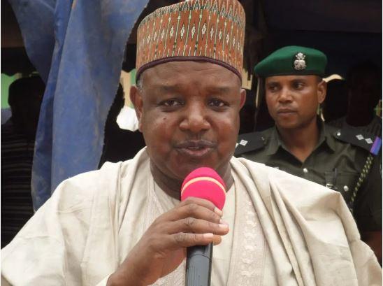 Governor Abubakar Atiku Bagudu