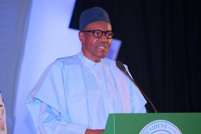 Buhari honors custom officer