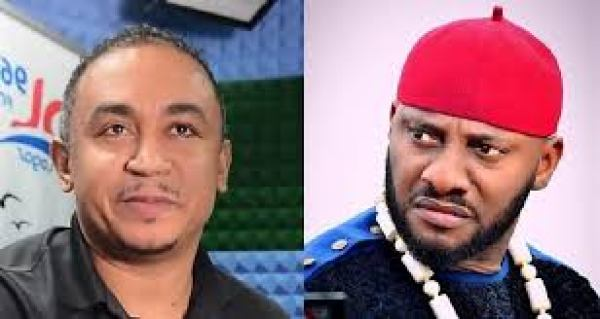 Daddy Freeze and Yul Edochie