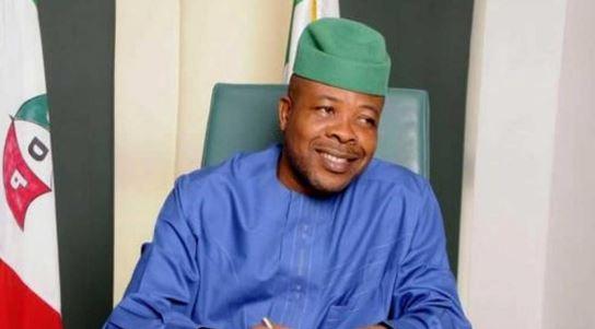 Imo State Governor, Emeka Ihedioha.