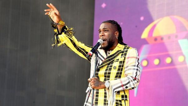 Burna Boy Grammy awards