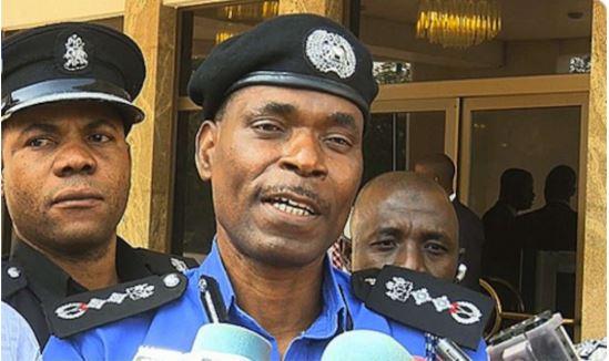 Inspector-General of Police, Muhammed Adamu