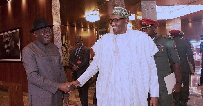 Buhari celebrates Joathan