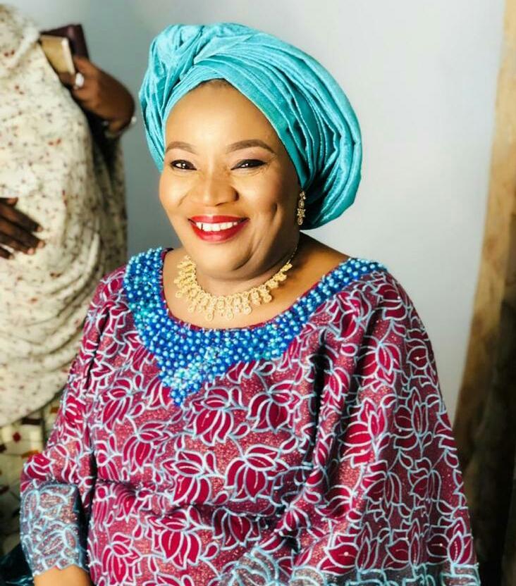 Nasarawa State First Lady, Hajiya Silifa