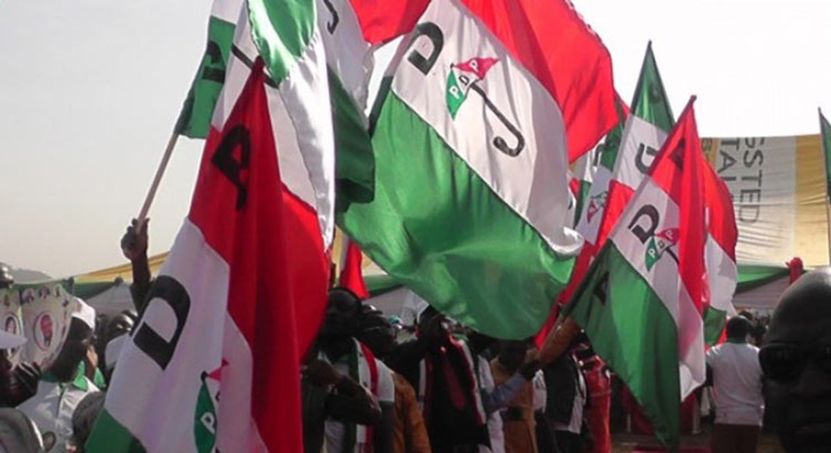 PDP lawmakers sacked