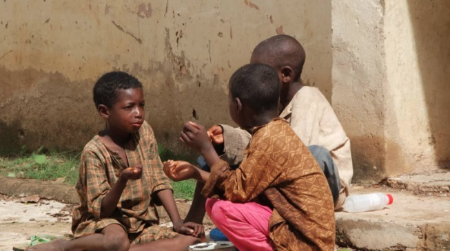 Kano children stay away from school