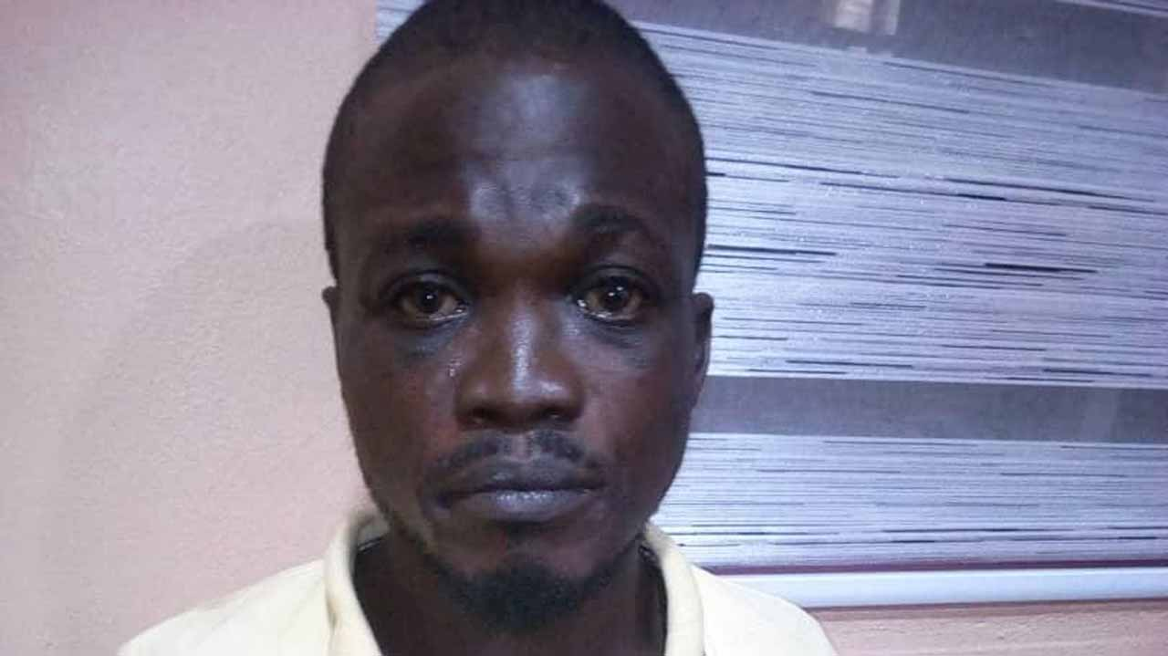 serial rapist arrested