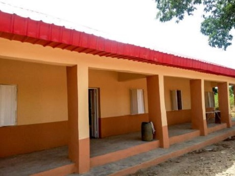 File photo; Nigerian school
