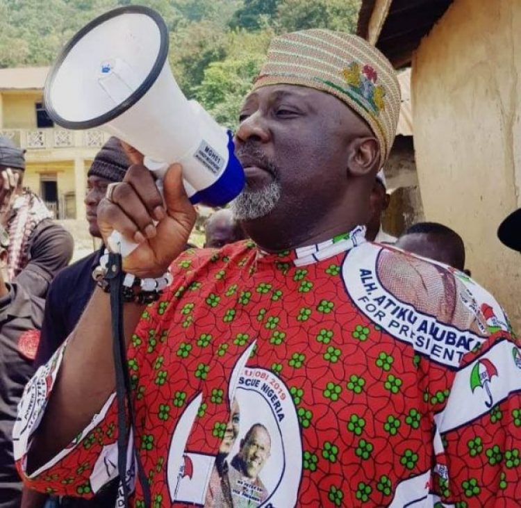Dino Melaye joins Nollywood