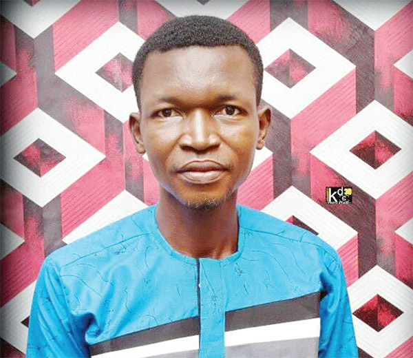 Pastor Joseph Kofi Martey