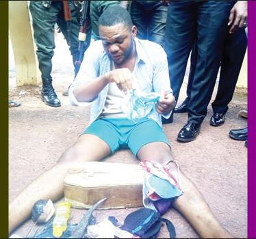 Arrested Enugu pastor confesses