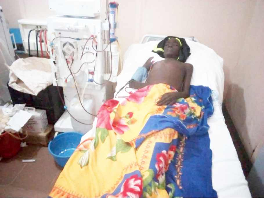 kidney failure in Kano