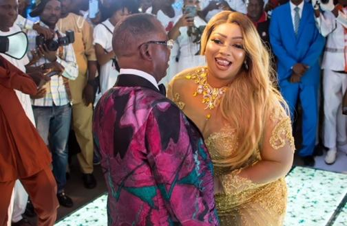 Nine Nigerian Celebrities Married To Spouses With Big Age Differences (Photos) 7