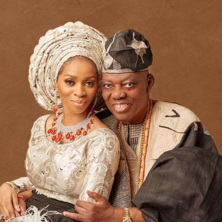 Nine Nigerian Celebrities Married To Spouses With Big Age Differences (Photos) 5
