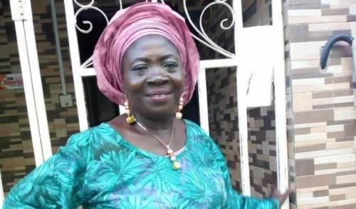 Mrs Salome Abuh