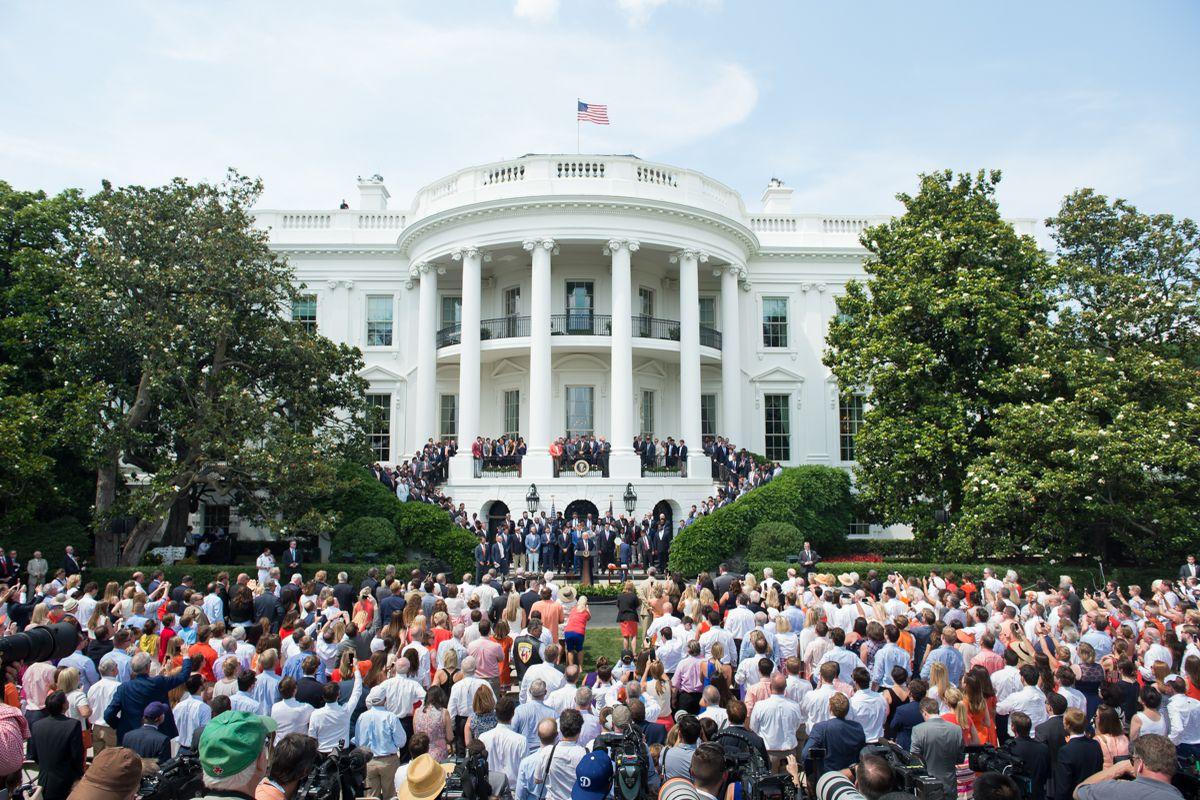 White house lockdown