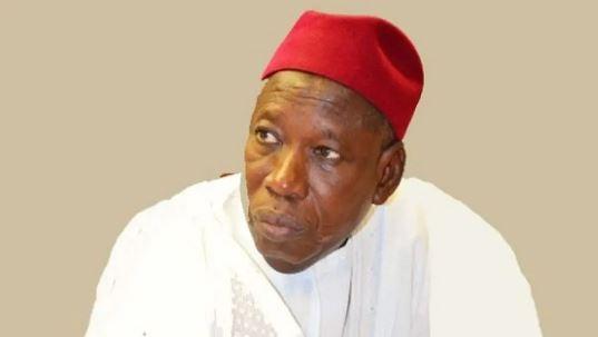 Governor Abdullahi Umar Ganduje