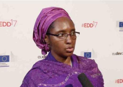 Hajiya Zainab Ahmed,