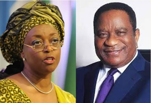 Former Minister of Petroleum Resources, Diezani Alison-Madueke, Rear Admiral Alison Madueke