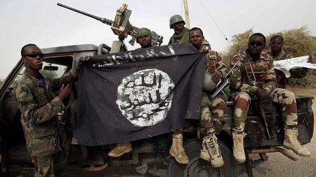 Nigerian soldiers