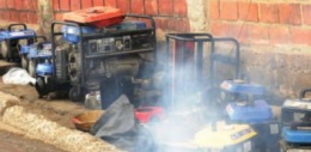 generator fumes kill family