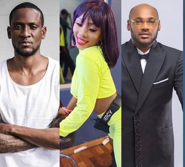 Omashola, Mercy and 2baba