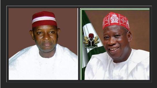 Abba Kabir-Yusuf and Governor Umar Ganduje