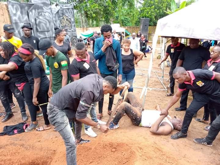 Ugochukwu Celestine Okoye buried