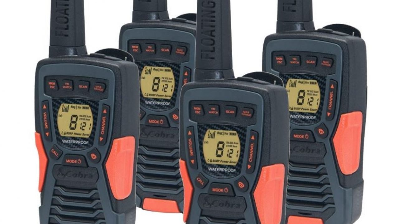NDDC Buys walkie talkie