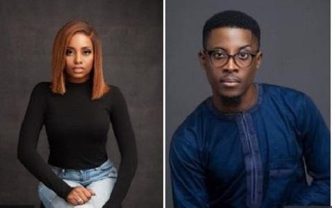 Kiki Osinbajo and Seyi Awolowo
