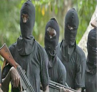 File photo: Gunmen